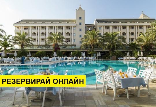 НГ 2020 в Турция със самолет от Варна! 4 нощувки на база All inclusive в Primasol Hane Garden 5*