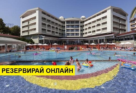 Самолетна програма от София! 7 нощувки на база All inclusive в Hane Hotel 4*