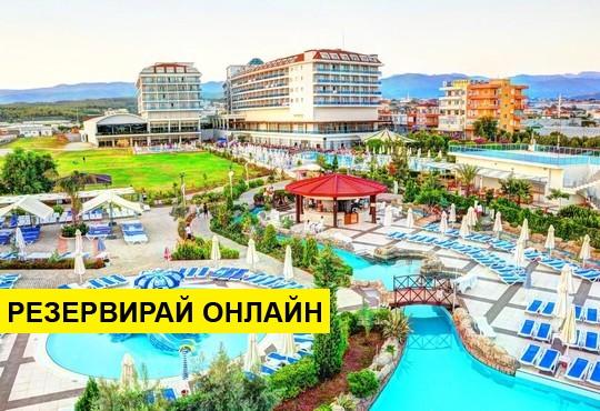 Самолетна програма от Варна! 7 нощувки на база All inclusive в Kahya