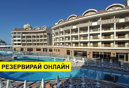 Самолетна програма от София! 14 нощувки на база Ultra all inclusive в Kirman Belazur Resort & SPA 5*