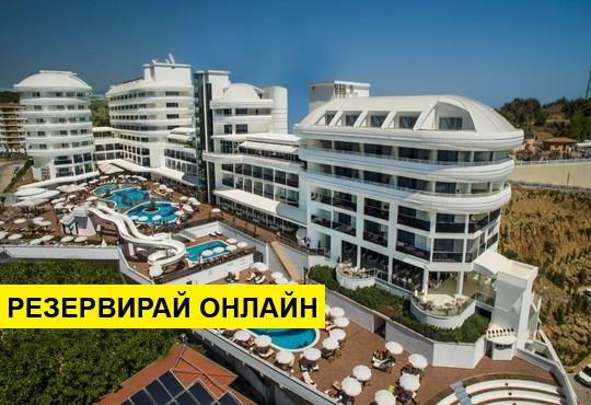 Самолетна програма от София! 7 нощувки на база All inclusive в Laguna Beach Alya Resort & Spa 5*