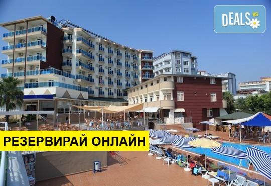 Самолетна програма от София! 7 нощувки на база All inclusive в Maya World Beach Hotel (ex. Akin Paradise Hotel) 4*