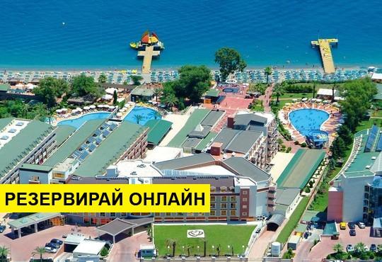 Самолетна програма от Варна! 7 нощувки на база All inclusive в Pgs Rose Residence Beach 5*