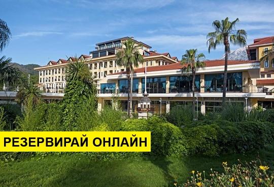 Самолетна програма от София! 7 нощувки на база Ultra all inclusive в Club Hotel Phaselis Rose 5*