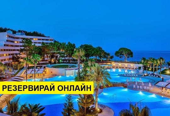 Самолетна програма от София! 7 нощувки на база Ultra all inclusive в Rixos Premium Tekirova 5*