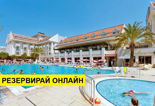 Самолетна програма от Варна! 7 нощувки на база All inclusive в Seher Sun Beach 4*
