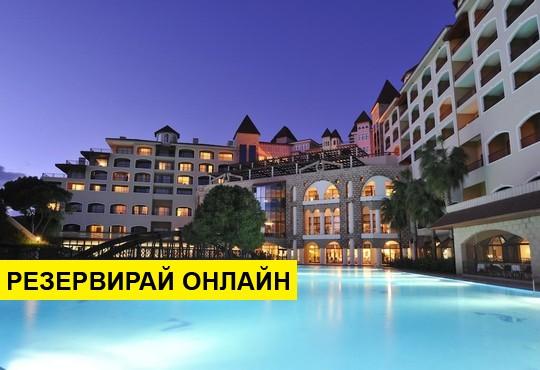 Самолетна програма от София! 7 нощувки на база Ultra all inclusive в Sirene Belek Golf & Wellness Hotel 5*
