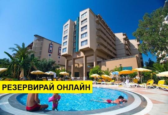 Самолетна програма от София! 7 нощувки на база All inclusive в Stella Beach Hotel 4*