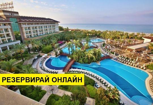 Самолетна програма от София! 7 нощувки на база Ultra all inclusive в Sunis Kumkoy Beach Resort Hotel & Spa 5*