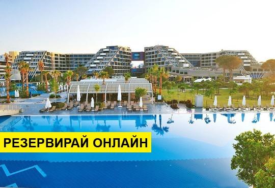 Самолетна програма от София! 7 нощувки на база Ultra all inclusive в Susesi Luxury Resort 5*