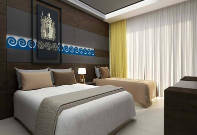 Нощувка на човек на база Само стая в Katrin Luxury Studios, Неа Мудания, Халкидики - Снимка