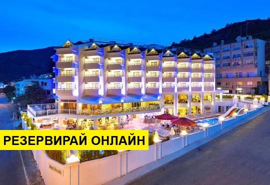 Самолетна програма от София! 7 нощувки на база All inclusive в Ideal Piccolo Hotel  4*