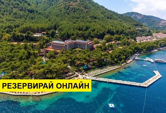 Самолетна програма от София! 7 нощувки на база All inclusive в Grand Yazici Club Marmaris Palace 5*