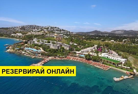 Самолетна програма от София! 7 нощувки на база All inclusive в Kadikale Resort  5*
