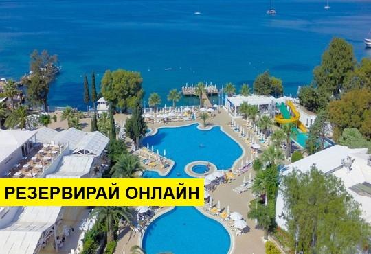 Самолетна програма от София! 7 нощувки на база All inclusive в Labranda Tmt Bodrum Resort 5*
