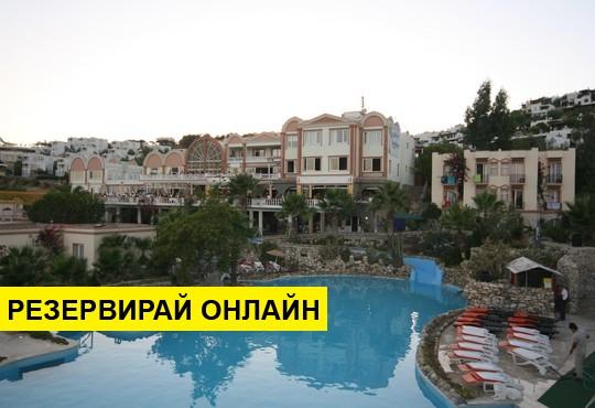 Самолетна програма от София! 7 нощувки на база All inclusive в Palm Garden Hotel 4*