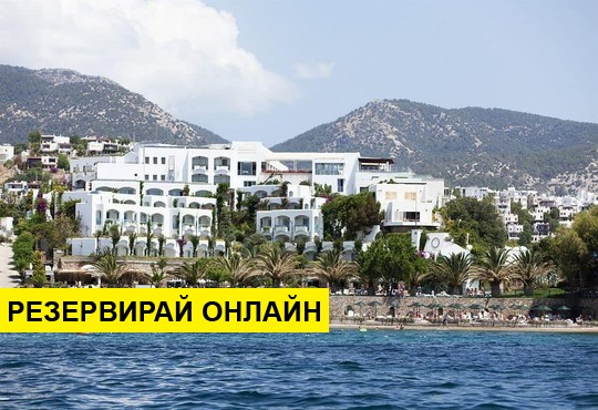 Самолетна програма от София! 7 нощувки на база Ultra all inclusive в Royal Asarlik Beach 5*