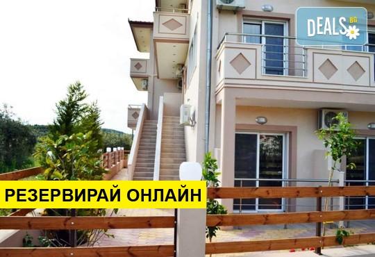 Нощувка на база RR в Grand Villas Apartments 0*, Лименария, о. Тасос