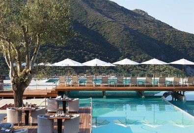 4+ нощувки на човек на база Закуска, Закуска и вечеря, All inclusive в Atlantica Grand Mediterraneo Resort & Spa 5*, Ермонес, о. Корфу - Снимка