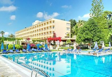 3+ нощувки на човек на база Закуска, Закуска и вечеря в Corfu Palace Hotel 5*, Корфу, о. Корфу - Снимка