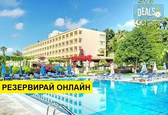 Нощувка на база Закуска,Закуска и вечеря в Corfu Palace Hotel 5*, Корфу, о. Корфу