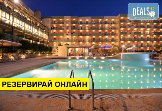 Нощувка на база Закуска,Закуска и вечеря в Ariti Grand Hotel 4*, Канони, о. Корфу