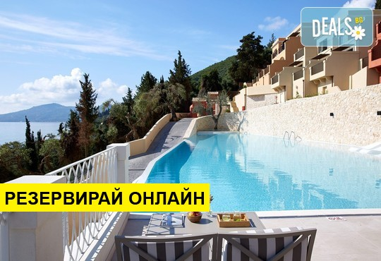 Нощувка на база BB,HB в Marbella Nido Suite Hotel & Villas 5*, Агиос Йоанис Перистерон, о. Корфу
