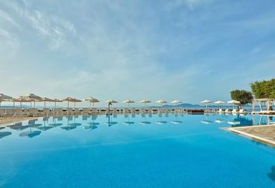 Нощувка на човек на база All inclusive в Atlantica Nissaki Beach Hotel, Нисаки, о. Корфу - Снимка