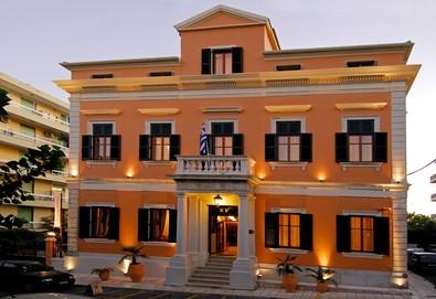 4+ нощувки на човек на база Закуска в Bella Venezia Hotel 3*, Корфу, о. Корфу - Снимка