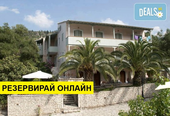 Нощувка на база RR,BB в Nefeli Hotel 2*, Агиос Никитас, о. Лефкада