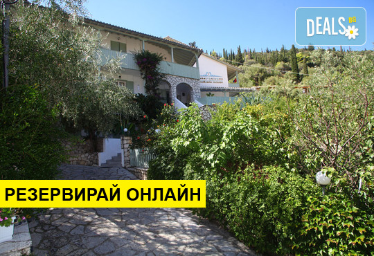 Нощувка на база RR,BB в Kalypso Hotel, Агиос Никитас, о. Лефкада