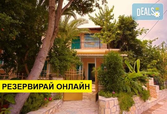 Нощувка на база RR,BB,HB в Ionian Paradise Hotel 0*, Нидри, о. Лефкада