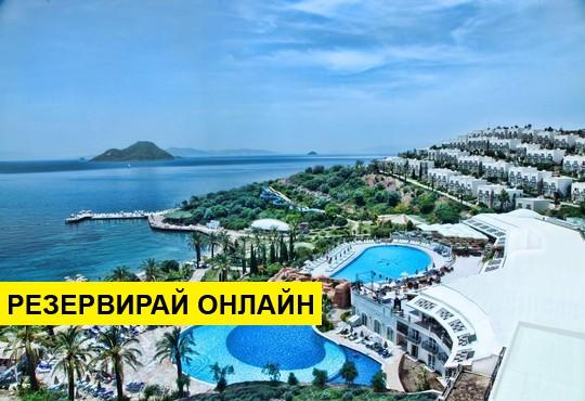Самолетна програма от София! 7 нощувки на база Ultra all inclusive в Yasmin Bodrum Resort 5*