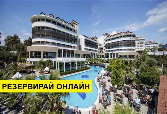 Самолетна програма от София! 7 нощувки на база Ultra all inclusive в Alba Royal Hotel 5*