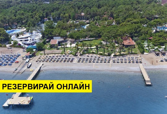 Самолетна програма от Варна! 7 нощувки на база All inclusive в Champion Holiday Village 5*