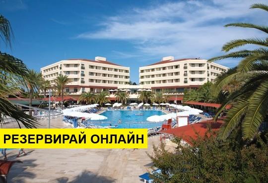Самолетна програма от София! 7 нощувки на база All inclusive в Miramare Beach Hotel 4*