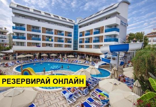 Самолетна програма от София! 7 нощувки на база All inclusive в Blue Wave Suite Hotel 4*