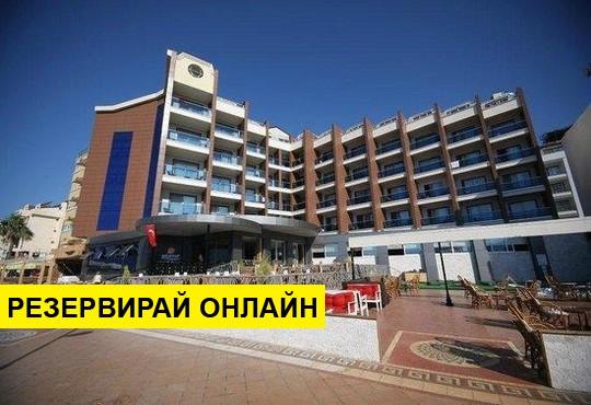 Самолетна програма от София! 7 нощувки на база All inclusive в Mehtap Beach Hotel 4*