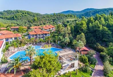 2+ нощувки на човек на база All inclusive в Poseidon Resort Hotel 4*, Неос Мармарас, Халкидики - Снимка