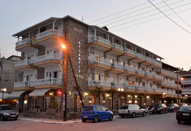 3+ нощувки на човек на база Закуска, Закуска и вечеря в Atlantis Hotel 3*, Паралия Катерини, Олимпийска ривиера - Снимка