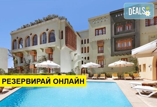 Самолетна програма от София! 7 нощувки на база Закуска в Ali Pasha Hotel 3*