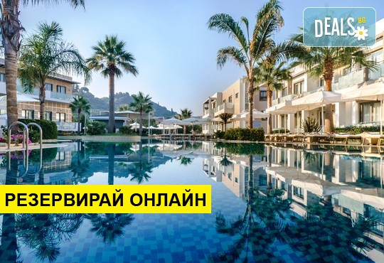 Нощувка на база BB,HB,FB в Lesante Luxury Hotel & Spa 5*, Цивили, о. Закинтос