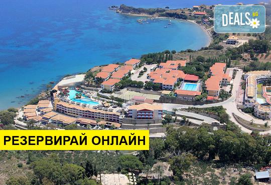 Нощувка на база AI в Zante Royal Resort & Water Park 4*, Василикос, о. Закинтос