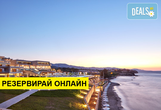 Нощувка на база BB,HB в Lesante Blu Exclusive Beach Resort 5*, Трагаки, о. Закинтос