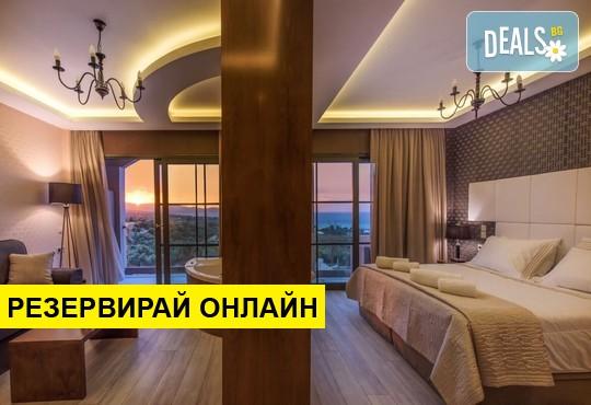 Нощувка на база BB,HB в Elegance Luxury Executive Suites 5*, Трагаки, о. Закинтос