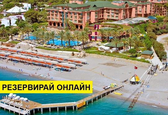 Самолетна програма от Варна! 7 нощувки на база Ultra all inclusive в Fantasia Hotel De...