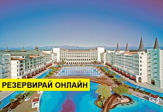 НГ 2020 в Турция със самолет от Варна! 4 нощувки на база Ultra all inclusive в Titanic Mardan Palace 5*