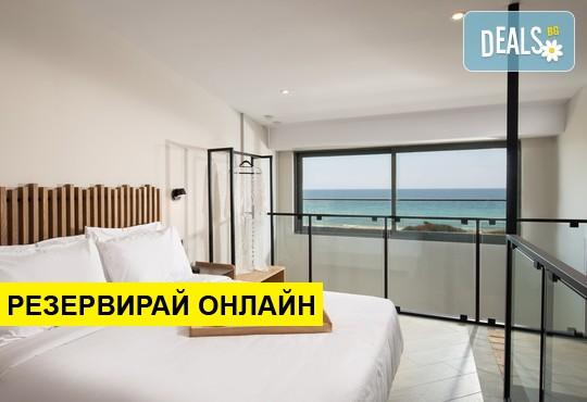 Нощувка на база HB,UI в Portes Lithos Luxury Resort 5*, Потидея, Халкидики