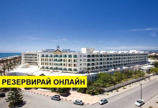 Самолетна програма от София! 7 нощувки на база All inclusive в El Mouradi Hammamet 4*