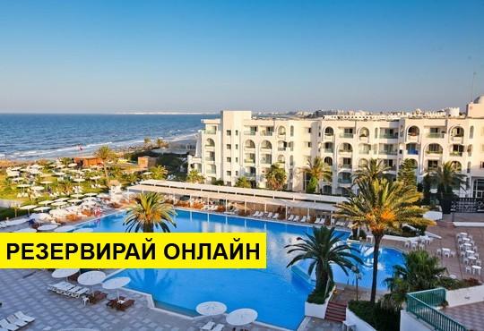 Самолетна програма от София! 7 нощувки на база All inclusive в El Mouradi Mahdia 5*
